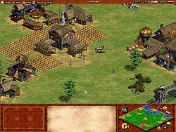 thế giới game - game aoe2