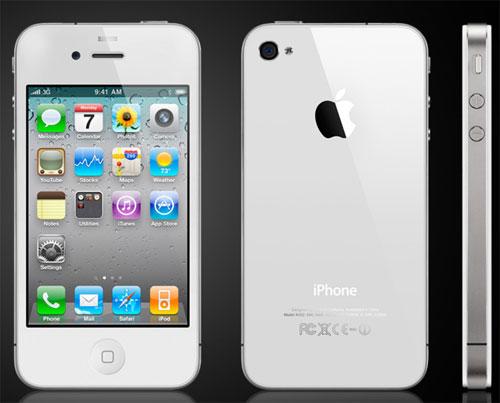 Sieu thi dien thoai-apple-iphone-4-white