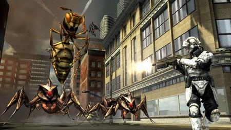 thế giới game - game bắn côn trùng