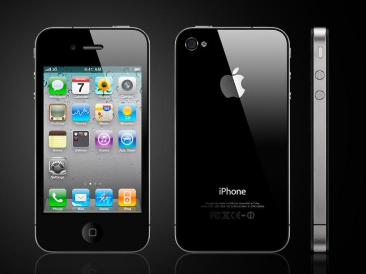 Sieu thi dien thoai - iphone 4 16Gb white