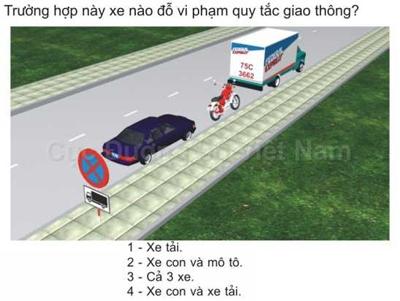 Học lái xe - sát hạch lái xe