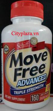 Move free advanced -160 viên - thực phẩm chức năng điều trị xương khớp - cityplaza