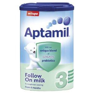 Sữa Aptamil 3 hộp 900g - hộp giấy - lắp nhựa