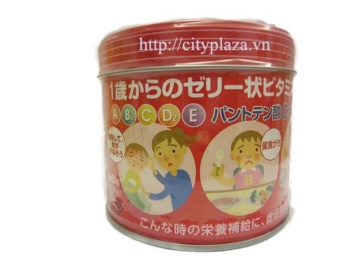 kẹo cho trẻ biếng ăn - kẹo vitamin - nhật bản - ảnh khác