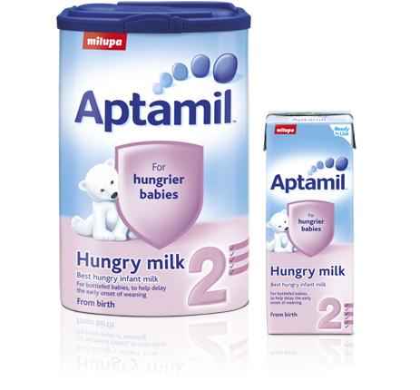 Sữa Aptamil 2 hộp 900g - Sản phẩm nhập khẩu từ Anh Quốc! - ảnh 1