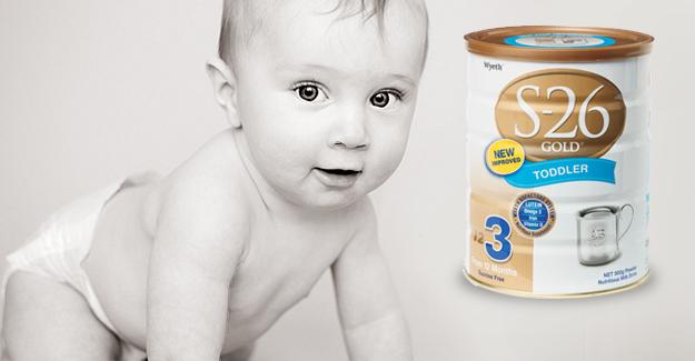 Sữa S26 gold 3 - sản phẩm của Australia - ảnh khác