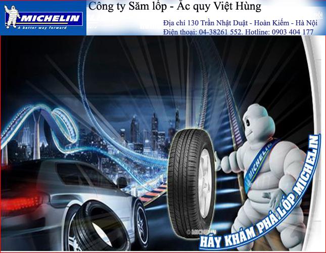 Lốp Michelin - Lop Michelin - Lốp Michelin nhập khẩu - lốp michelin giá rẻ