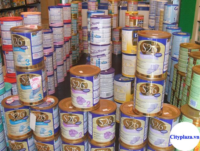 Sữa S26 gold 2 - sữa S26 gold 2 sản phẩm nhập khẩu từ Australia - Quầy Sữa