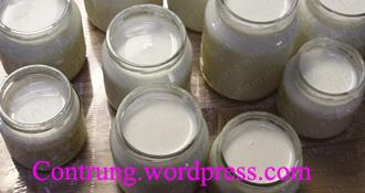 cách làm sữa chua - cach lam sua chua cuc ngon - lam sua chua - ảnh 10